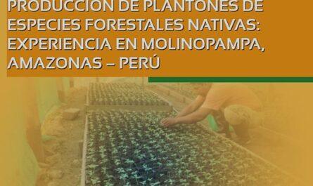 Manual Viveros Forestales para Producción de Plantones de Especies Nativas Forestales