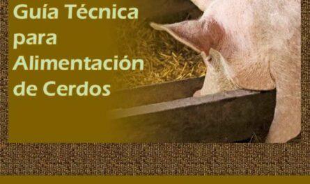 Guía Técnica para Alimentación de Cerdos