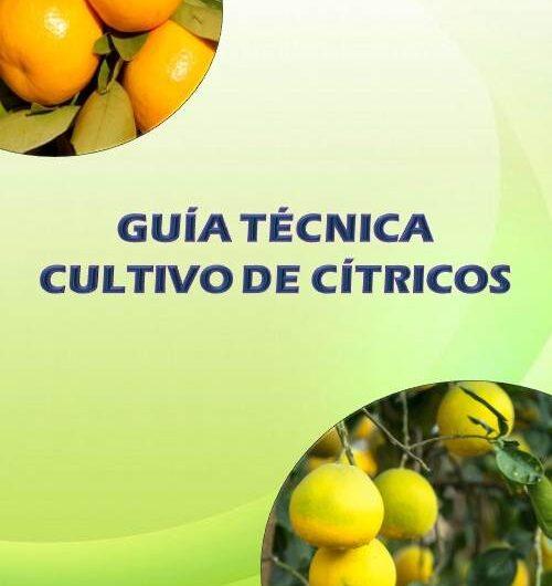 Guía Técnica Cultivo de Cítricos