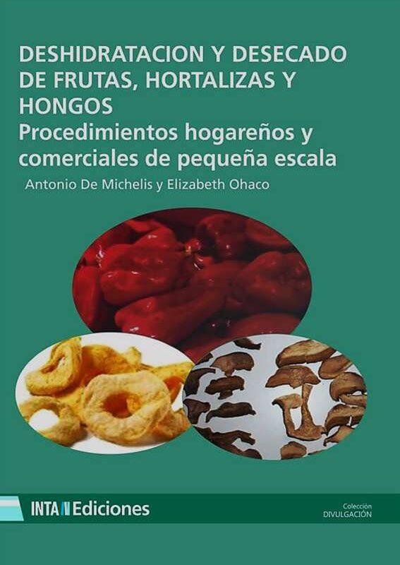 Guía - Deshidratación y desecado de frutas, hortalizas y hongos